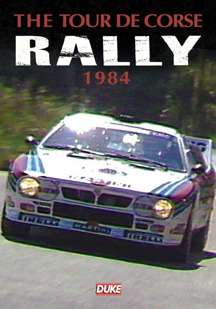 Tour De Corse Rally 1984 Duke Archive DVD