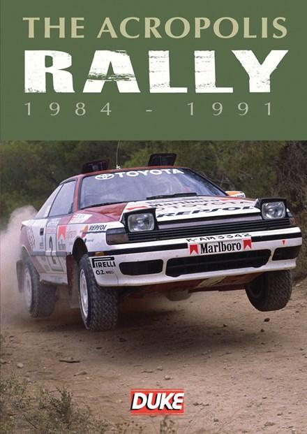 The Acropolis Rally 1984-1991 DVD
