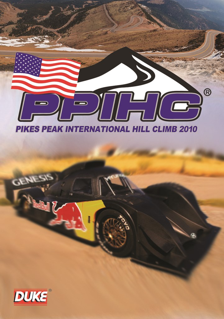 The 2010 Pikes Peak International Hill Climb Download