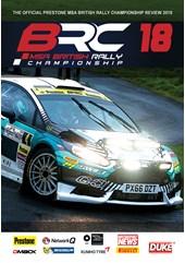 British Rally Championship Review 2018 DVD