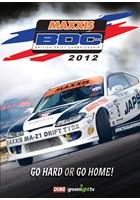 Maxxis British Drift Championship Review 2012 DVD