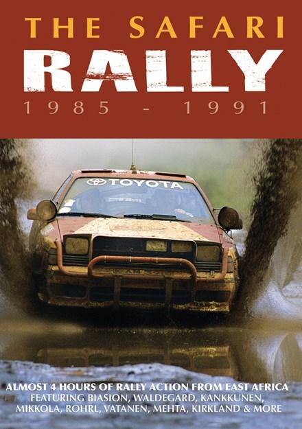 The Safari Rally 1985-1991 DVD
