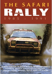 The Safari Rally 1985-1991 Download