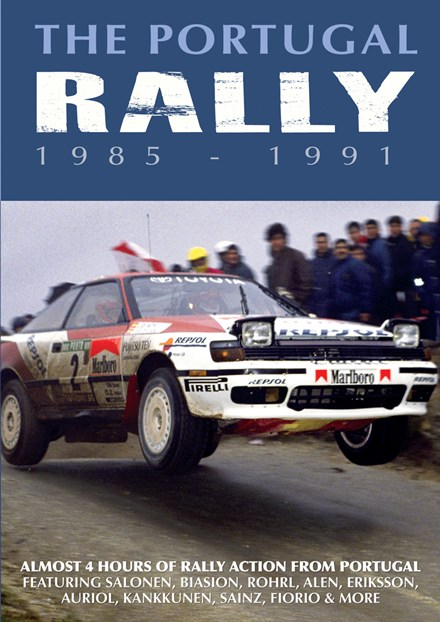 The Portugal Rally 1985-1991 DVD