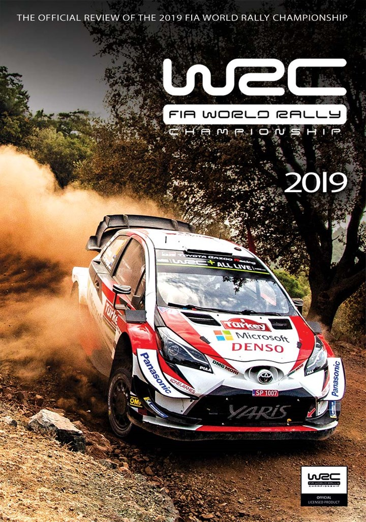 World Rally Championship 2019 Review (2 Disc) DVD