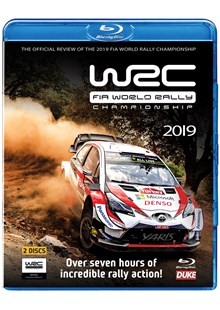 World Rally Championship 2019 Review (2 Disc) Blu-ray