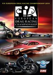 Euro Drag Racing Championship 2014 Review DVD