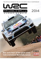 World Rally Review 2014 (WRC)( 2 Disc) DVD