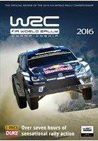 World Rally Review 2016 (WRC)( 2 Disc) DVD