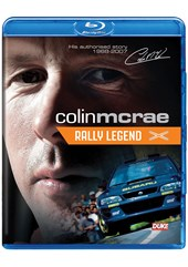 Colin McRae Rally Legend Blu-ray