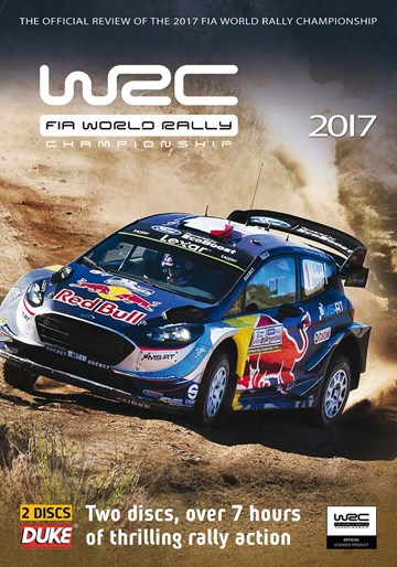 World Rally Championship 2017 Review (2 Disc) DVD - click to enlarge