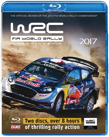 World Rally Championship 2017 Review (2 Disc) Blu-ray - click to enlarge