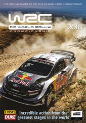 World Rally Championship 2018 Review (2 Disc) DVD