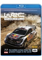 World Rally Championship 2018 Review (2 Disc) Blu-ray