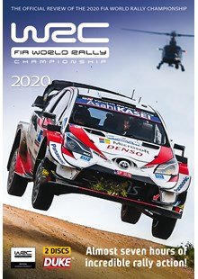 World Rally Championship 2020 Review (2 Disc) DVD