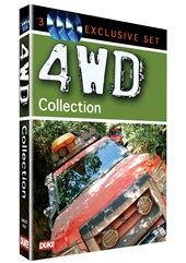 4WD Collection ( 3 Disc) DVD