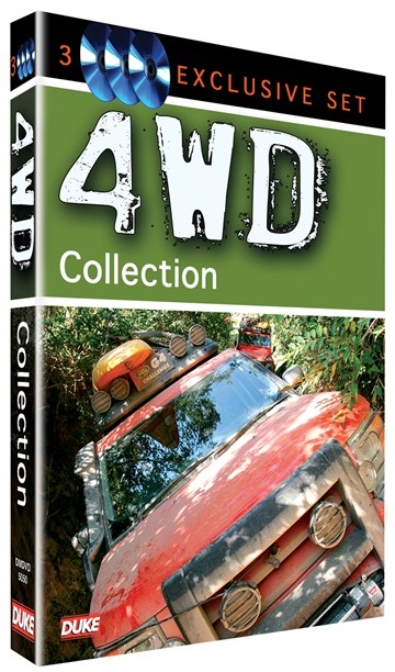 4WD Collection ( 3 Disc) DVD - click to enlarge
