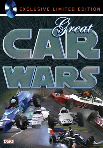 Great Car Wars DVD - click to enlarge