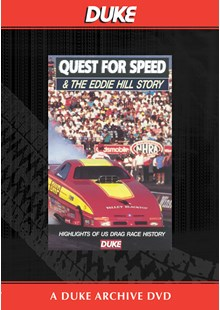 Quest For Speed & The Eddie Hill Story Duke Archive DVD