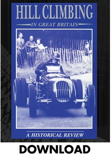 Hillclimbing - A Historical Review - Download