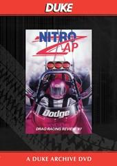 Nitro Zap Drag Review 1987 Duke Archive DVD