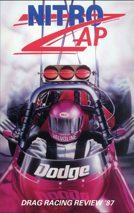 Nitro Zap Drag Review 1987 Download