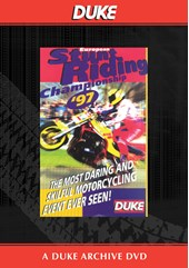 European Stunt Riding Championship 1997 Duke Archive DVD