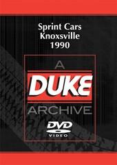 Sprint Cars Knoxville 1990 Duke Archive DVD