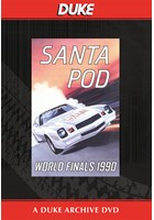 Santa Pod World Finals 1990 Duke Archive DVD