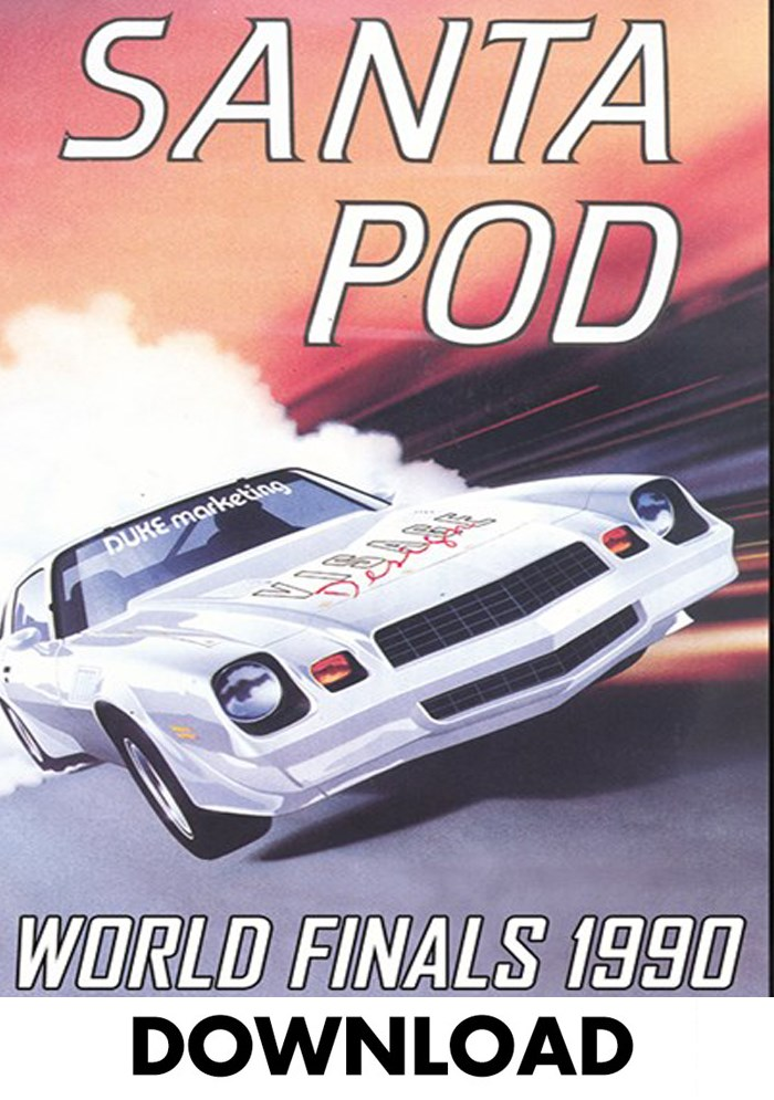 Santa Pod World Finals 1990 Download