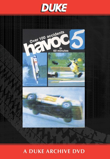 Havoc 5 Duke Archive DVD - click to enlarge