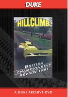 Hillclimb Review 1991 Duke Archive DVD