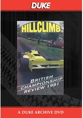 Hillclimb Review 1991 Duke Archive DVD