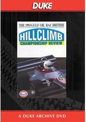 Hillclimb Review 1993 Duke Archive DVD