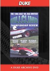 Hillclimb Review 1994 Duke Archive DVD