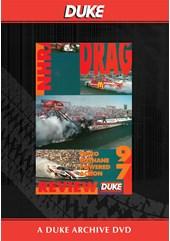 NHRA Drag Review 1997 Duke Archive DVD