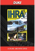IHRA Drag Review 2001 Duke Archive DVD