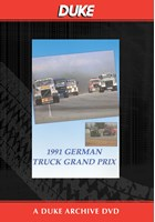 German Truck GP 1991 Duke Archive DVD