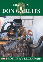 Champion Garlits(Updated Programme) NTSC DVD