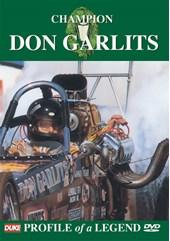 Champion Garlits(Updated Programme) NTSC DVD