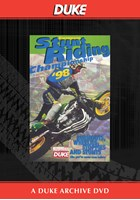 European Stunt Riding Championship 1998 Duke Archive DVD