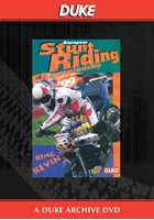 European Stunt Riding Championship 1999 Duke Archive DVD