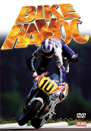 Bike Havoc NTSC DVD - click to enlarge