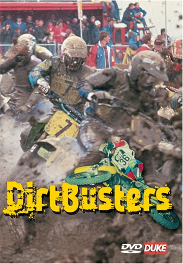Dirtbusters DVD - click to enlarge