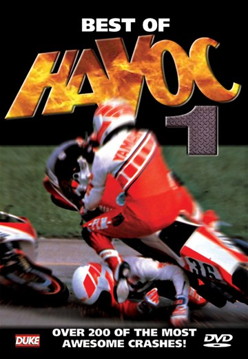 Best of Havoc 1 NTSC DVD - click to enlarge