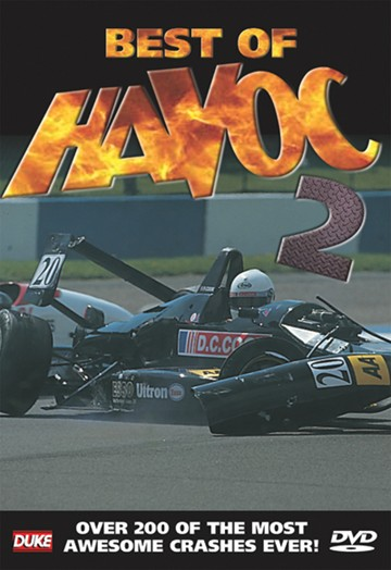 Best of Havoc 2 DVD - click to enlarge
