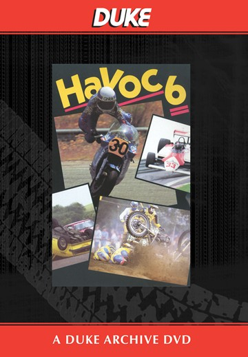 Havoc 6 Duke Archive DVD - click to enlarge