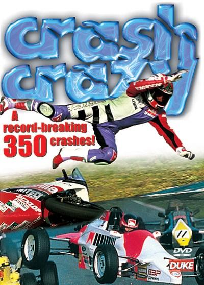Crash Crazy DVD