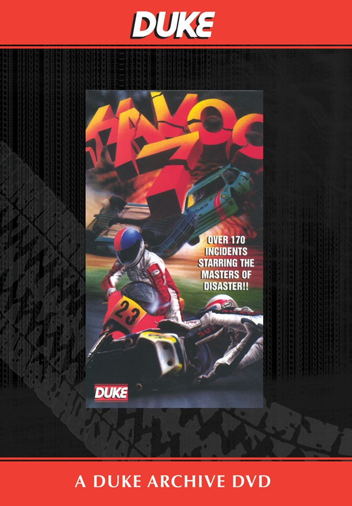 Havoc 7 Duke Archive DVD