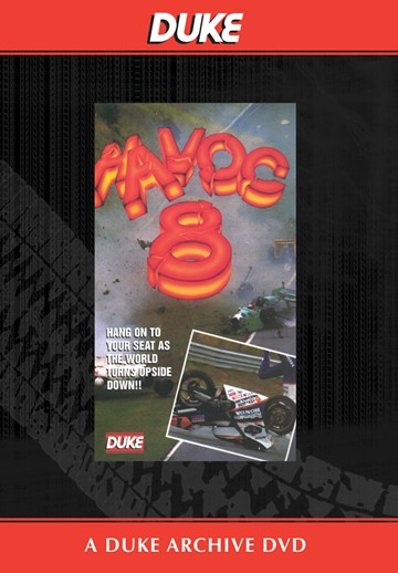 Havoc 8 Duke Archive DVD - click to enlarge